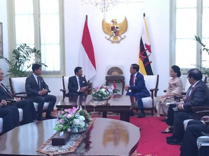 Jokowi Terima Kunjungan Sejumlah Kepala Negara Jelang Dilantik