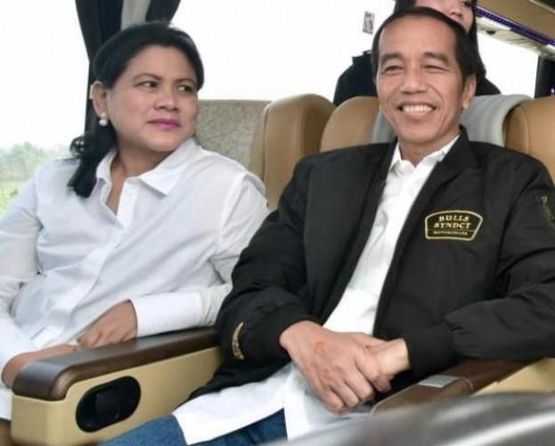 Jokowi Terlelap Saat Jajal Trans-Jawa