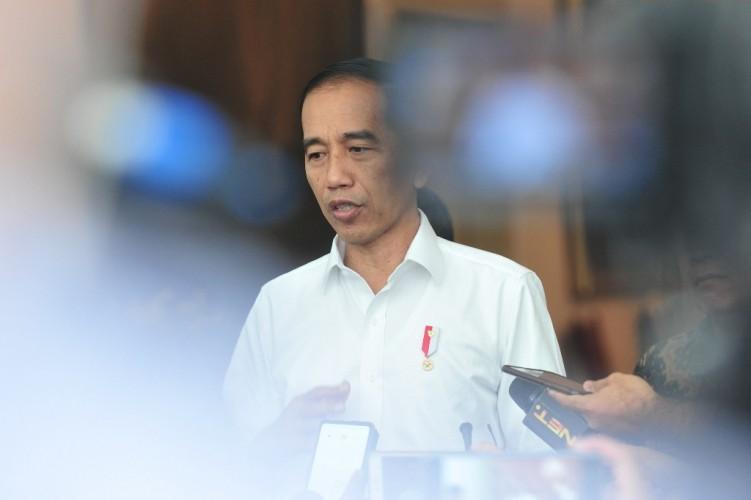 Jokowi Tokoh Asia 2019