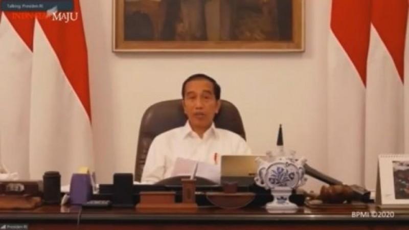 Jokowi: UN 2020 Ditiadakan