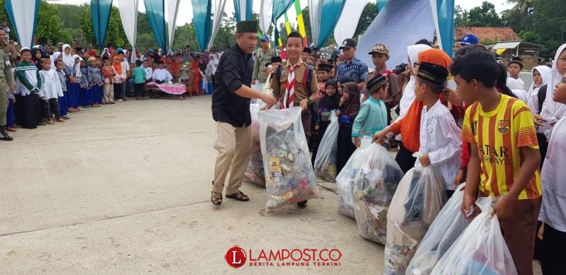 JPP Ajak Ibu Rumah Tangga Kembangkan Bank Sampah