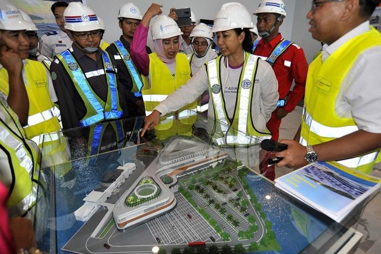JTTS dan Dermaga Eksekutif Bisa Dongkrak Pariwisata Lampung