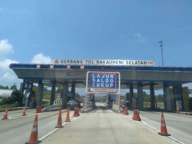 JTTS Percepat Akselerasi Perekonomian Lampung