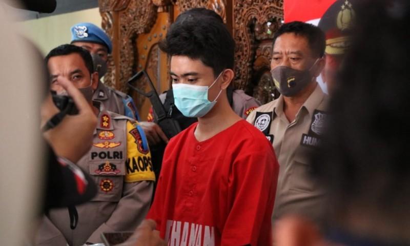Jual Brownies Campur Ganja, Franky Ditangkap Polisi