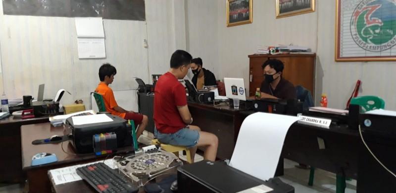 Jual Sabu, Dua Residivis di Lampung Utara Ditangkap