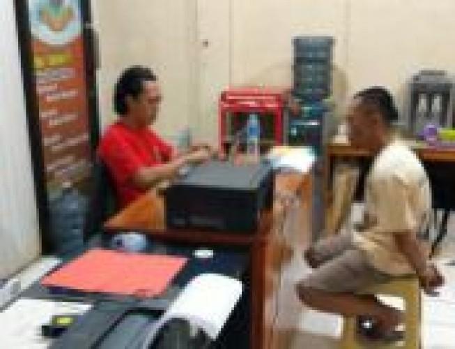 Jual Sabu, Tukang Servis Elektronik Ditangkap