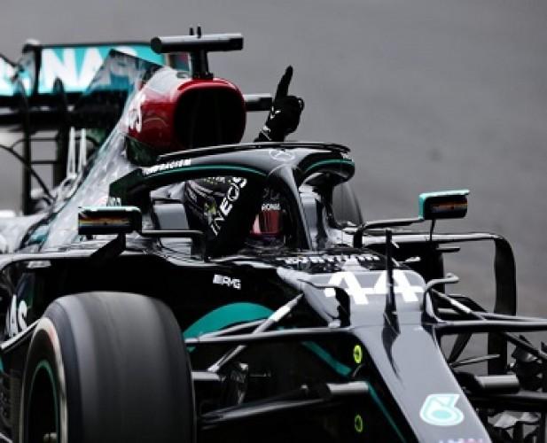 Juara di F1GP Portugal, Hamilton Pecahkan Rekor Michael Schumacher