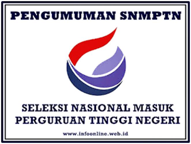 Jumat, Hasil SNMPTN 2019 Diumumkan