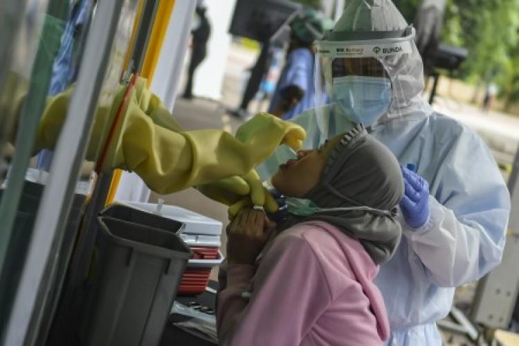 Jumlah Kasus Baru Korona Jakarta Menurun