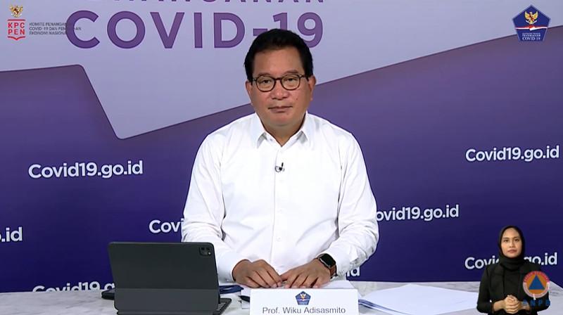 Jumlah Kasus Covid-19 di 7 Provinsi Melandai