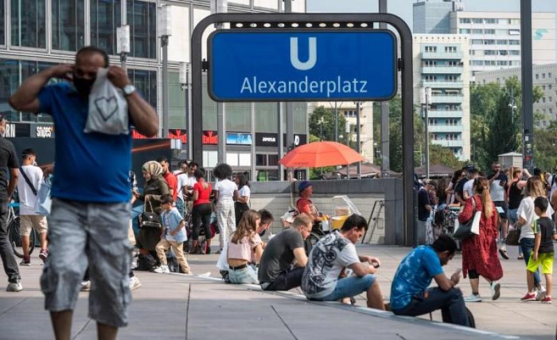 Jumlah Kasus Covid-19 di Jerman Tembus Satu Juta