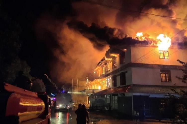 Jumlah Napi Tewas dalam Kebakaran Lapas Tangerang Ada 41 Orang