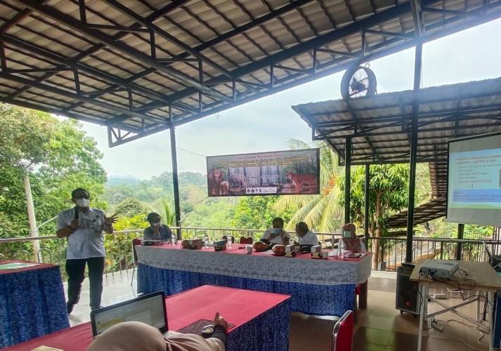 Jumlah Personel Polhut di Lampung Minim