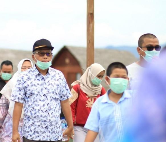 Jumlah Wisatawan di Lampung Naik 50 Persen