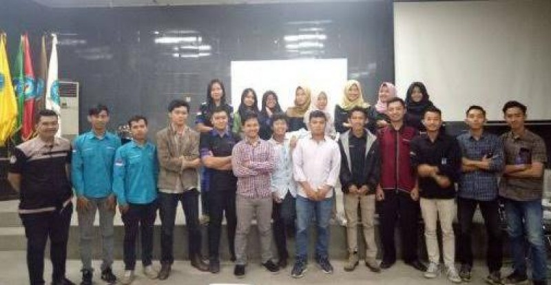 Jurnalis Mahasiswa Lampung Liput Aksi Nasional