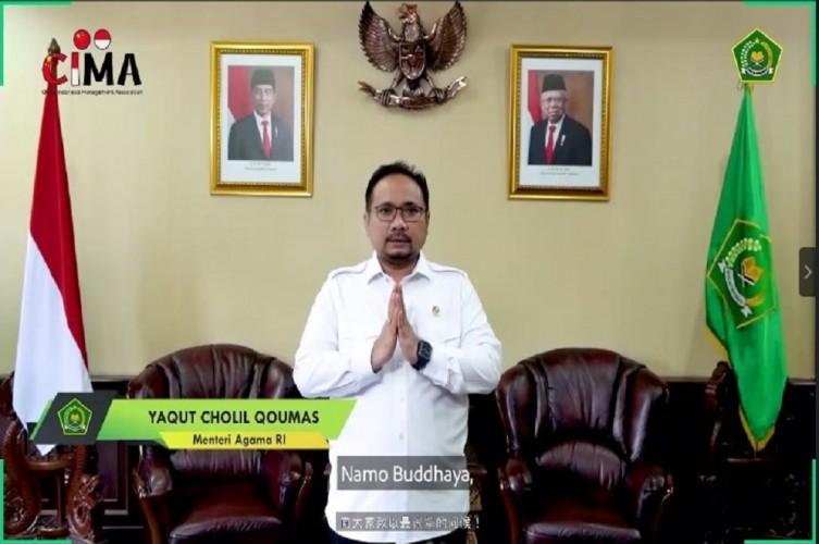 Jurus Menteri Agama Lawan Intoleransi