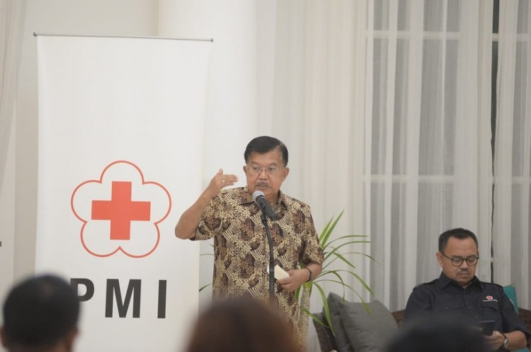Jusuf Kalla Apresiasi Pendonor Aktif yang Selamatkan Nyawa