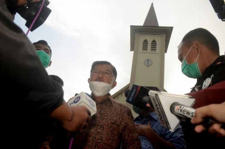Jusuf Kalla Ingatkan Potensi Aksi Teror Serentak