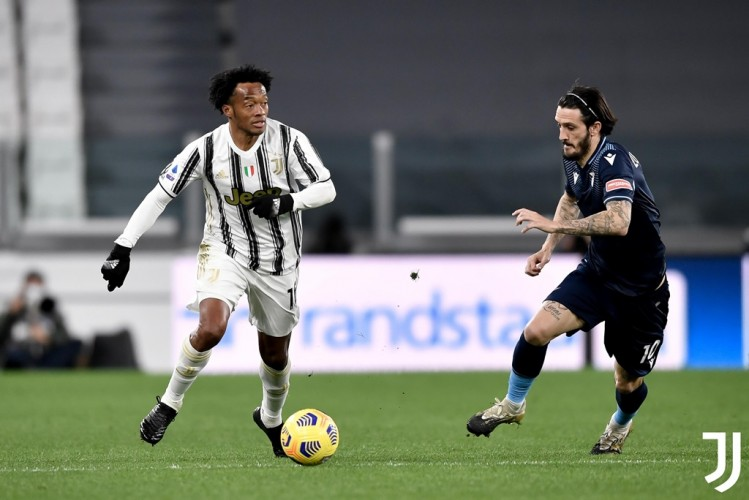 Juventus Libas Lazio 3-1