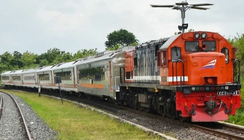 KA Kuala Stabas Rute Tanjungkarang-Baturaja Beroperasi September