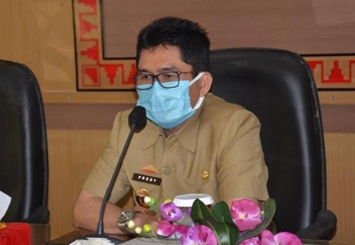 Kabid Bappeda Lampung Positif Covid-19, Sebagian Pegawai WFH