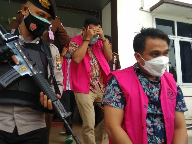 Kabid BPPRD Lamsel Diduga Gelapkan Pajak Puluhan Perusahaan Tambang