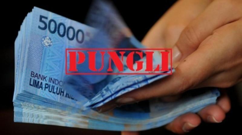 Kabid Terantibum Akui Terima Uang dari Pedagang