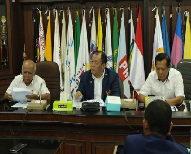 Kabupaten/Kota Berikan Penyelenggaraan Porprov IX ke KONI Provinsi