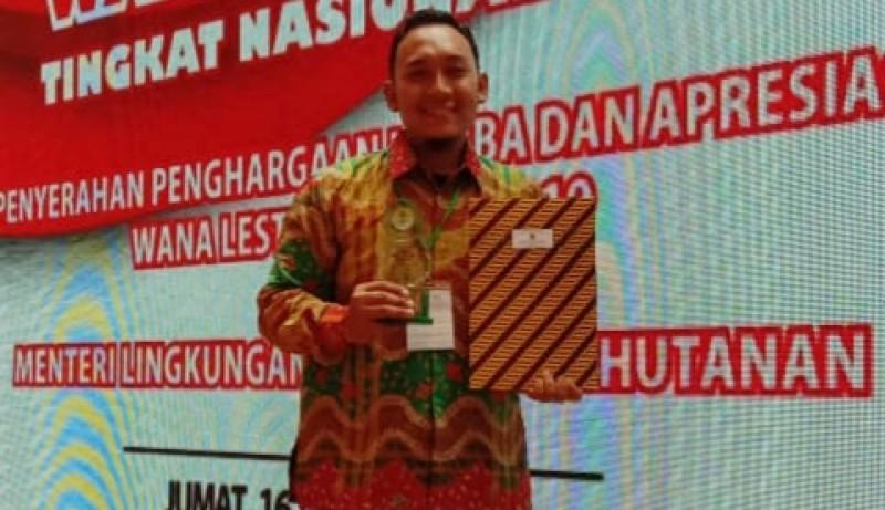 Kader Konservasi Alam Lampung Raih Prestasi Tingkat Nasional