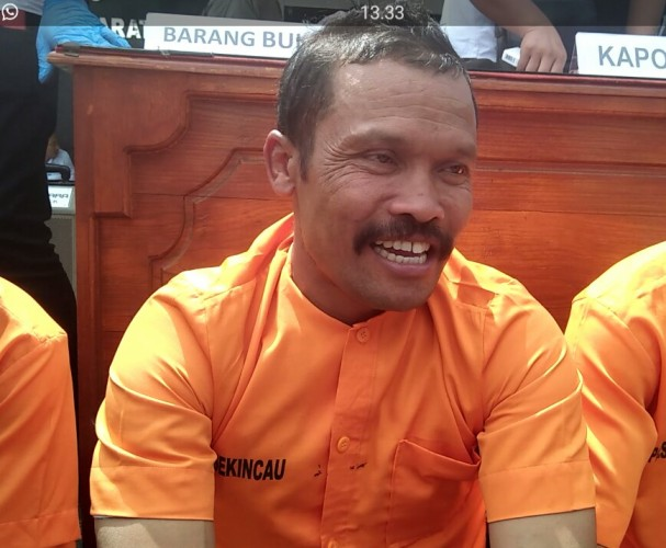 Kades Batuapi Residivis Kasus Pembalakan Liar