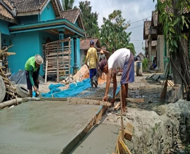 Kades Diminta Perhatikan Kualitas Pembangunan dari Dana Desa