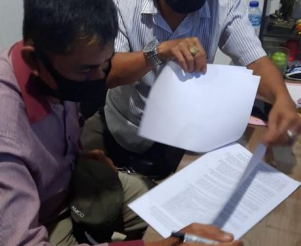 Kades Penilap Dana Desa Dijebloskan ke Rutan Kotabumi