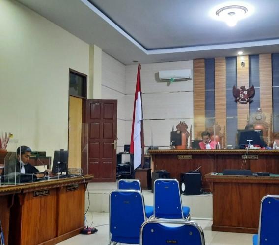 Kades Way Melan Kotabumi Didakwa Rugikan Negara Rp174 Juta