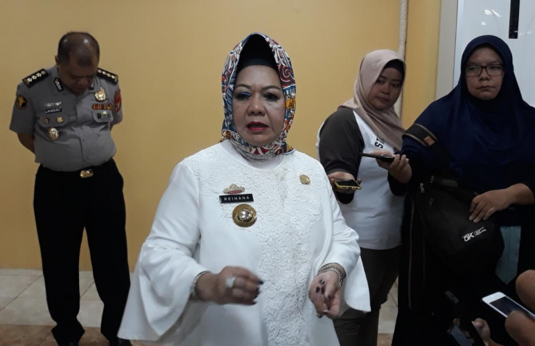 Kadinkes Lampung Minta Masyarakat Jangan Terpancing Berita Hoaks