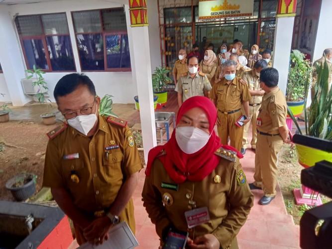 Kadinsos Kota Ditunjuk Jabat Plh Sekkot Bandar Lampung
