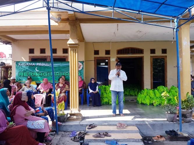Kagama Lampung Gelar Bakti Sosial di Panjang Selatan