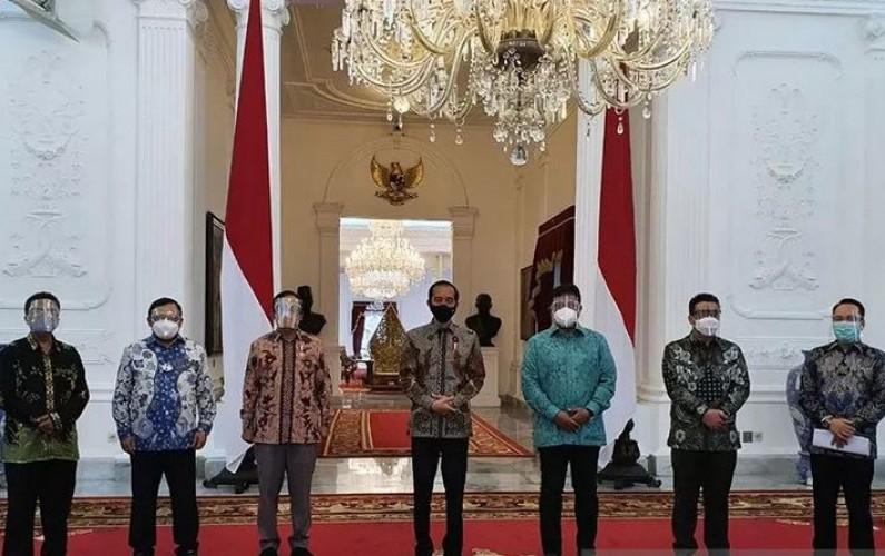 KAHMI dan Jokowi Sepakat Islam-Kebangsaan Harus Selaras