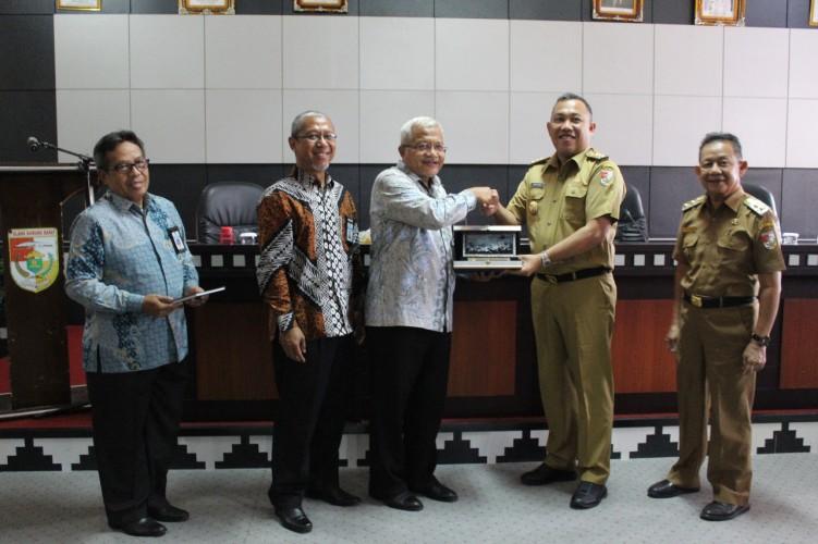 Kakanwil DJPb Lampung Apresiasi Pemkab Tubaba