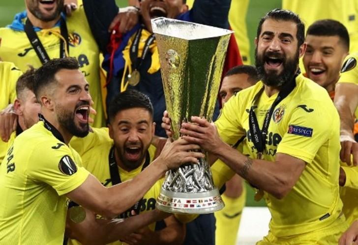 Kalahkan MU, Villarreal Juara Liga Europa