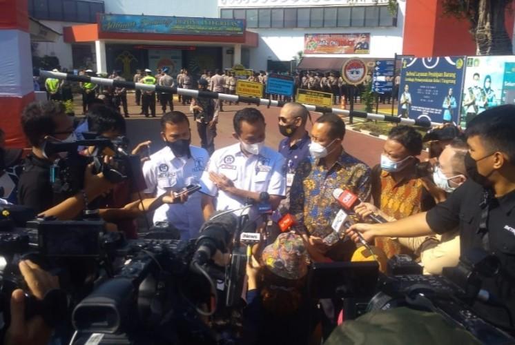 Kalapas Tangerang Bantah Ada Bentrokan Antar Narapidana