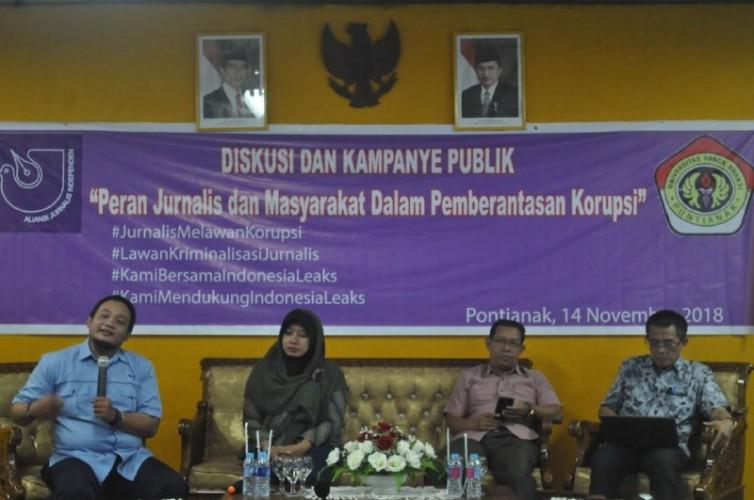 Kampus Perlu Adopsi Kurikulum Antikorupsi