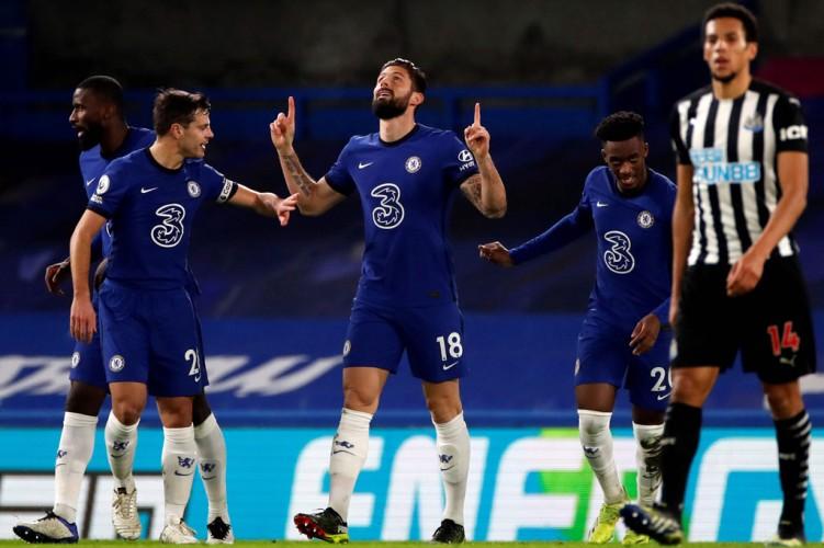 Kandaskan Newcastle, Chelsea Cetak 4 Kemenangan Beruntun