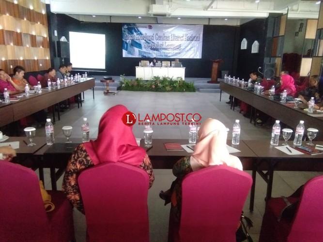 Kantor Bahasa Lampung Kejar Ketertinggalan Tingkat Literasi