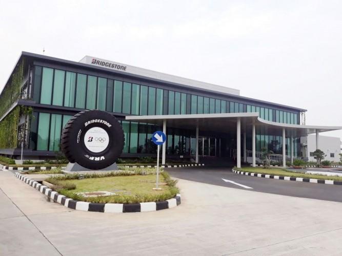 Kantor Baru Bridgestone Indonesia Terintegrasi dengan Pabrik