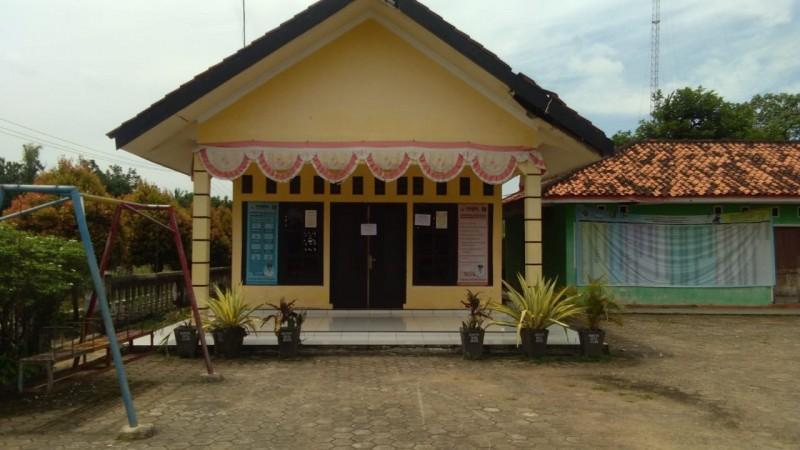 Kantor Desa Jojog Ditutup Setelah Kades Positif Covid-19