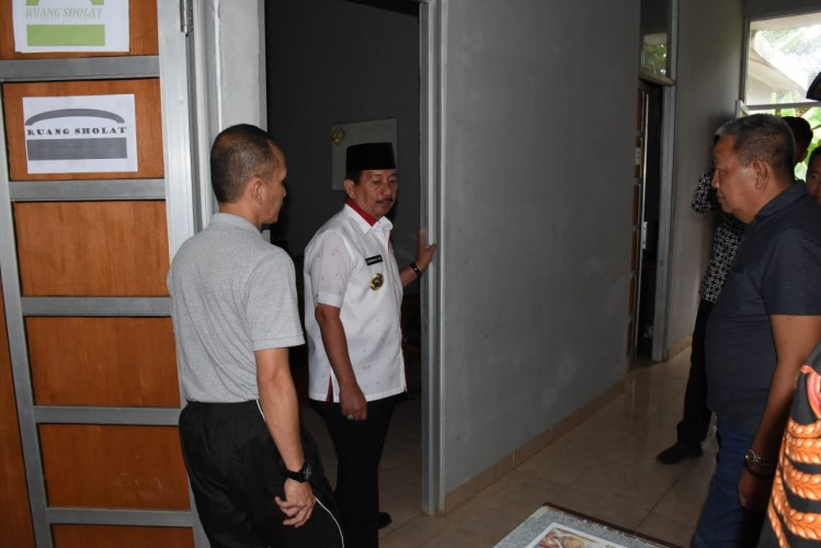 Kantor Dinas Ketahanan Pangan Bandar Lampung akan Dipindahkan