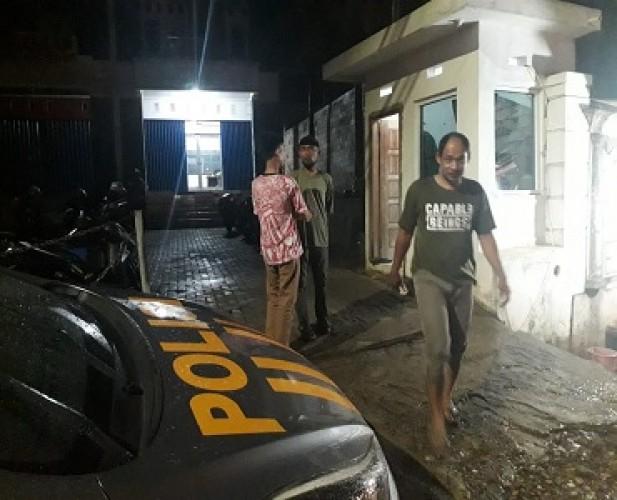 Kantor Perusahaan Serabut Kelapa di Kaliawi Disatroni Maling
