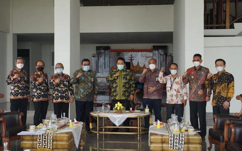 Kanwil DJP Bengkulu Lampung Bangun Zona Integritas Wilayah Bebas Korupsi