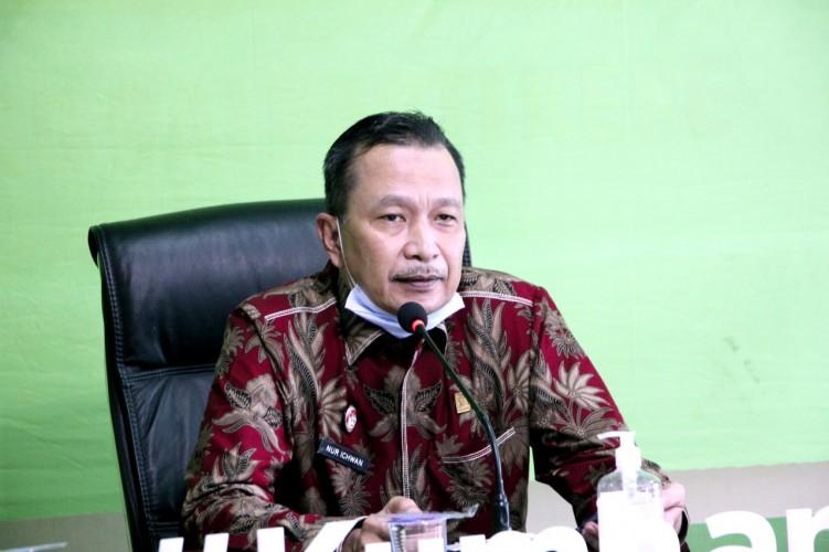 Kanwil Kemenkumham Lampung Gelar Sosialisasi Penerapan PMPJ dan Tata Cara Pelaporan LTKM terhadap Notaris