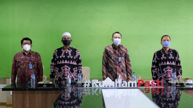 Kanwil Kemenkumham Lampung Ikuti Seminar HPN